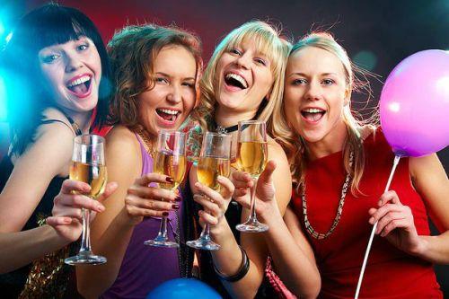 Женская вечеринка