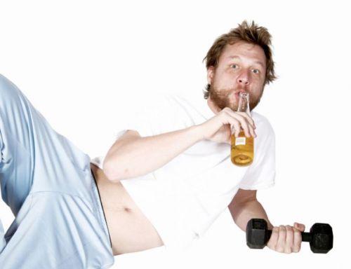 Спорт и алкоголь