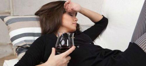 Депрессия на фоне алкоголизма