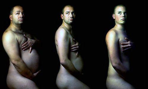 Мужское ожирение