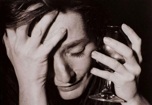 Алкоголизм женщин