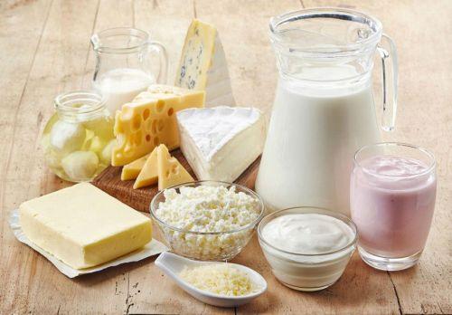 Продукты на основе молока