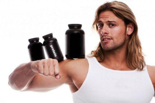 Протеины спортсменам