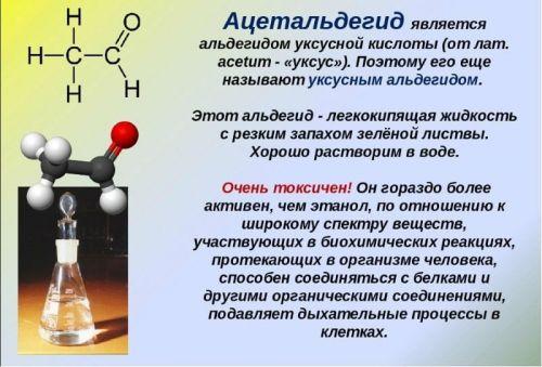 Ацетальдегид