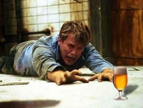 Тяга к пиву