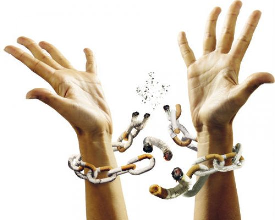 Отказ от никотиновой зависимости