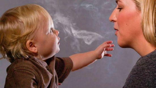Пассивно курение