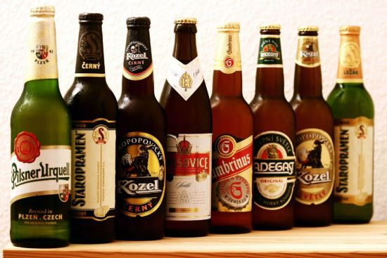 Качественное пиво