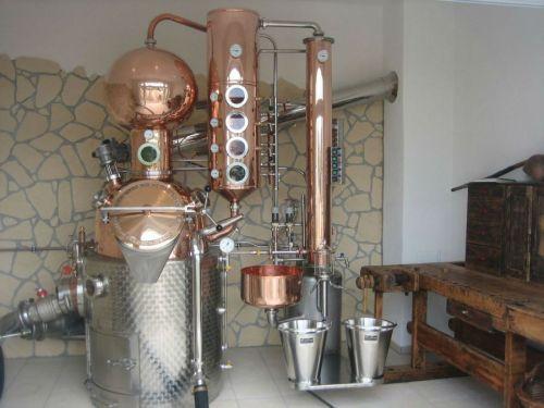 Аппарат для приготовления спиртных напитков