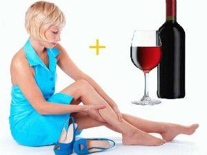 Боль в ногах после алкоголя