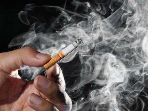 Сигарета и сигаретный дым