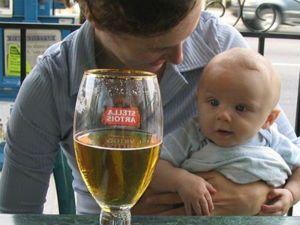 Пиво при лактации