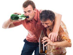 Симптомы алкогольного опьянения