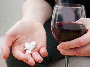 Препараты и алкоголь