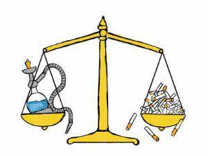 Что вреднее – кальян или сигареты