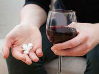 Спиртное и таблетки