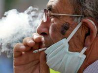 Курение во время пандемии коронавируса