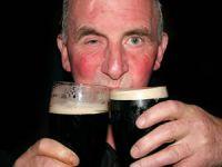 Красное лицо после алкоголя