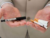 Электронная и обычные сигареты